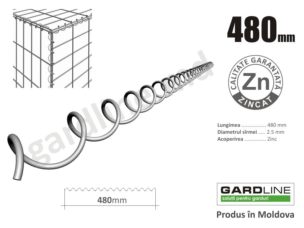 спиральная проволока для габионов своими руками важное